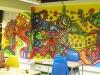 Wandbild Essennraum