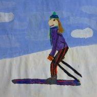 Wintersportler 5a