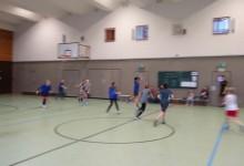 Handball im Sportunterricht der 4. Klassen