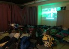 Filmnacht der Klasse 4a