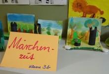 Märchen in Klasse 3a
