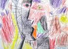 Was sehe ich im Portrait? nach Pablo Picasso